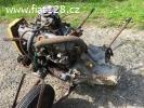 Motor s převodovkou Fiat 128 (a jiné díly)
